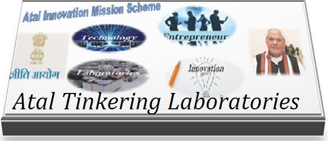 Atal Tinkering Laboratories