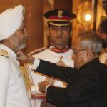 Pension procedure for gallantry award winners