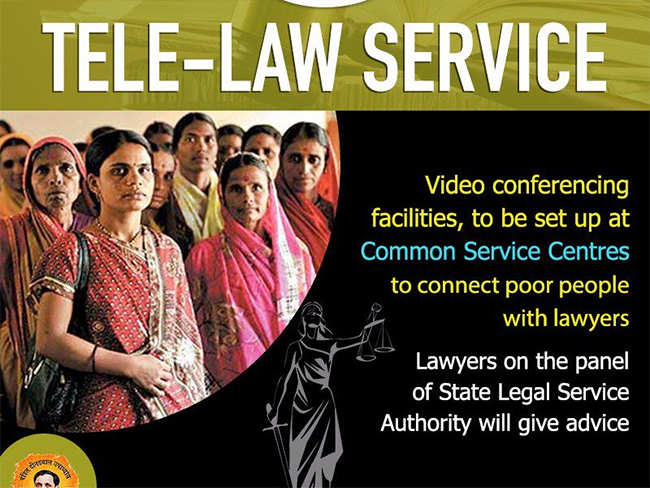 Tele-Law Scheme