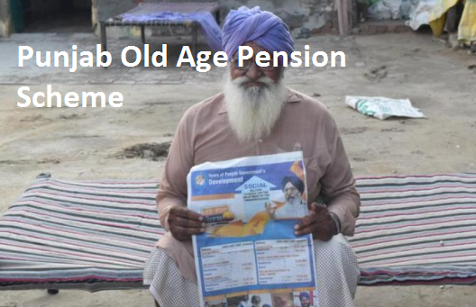 Punjab Old Age Pension Scheme