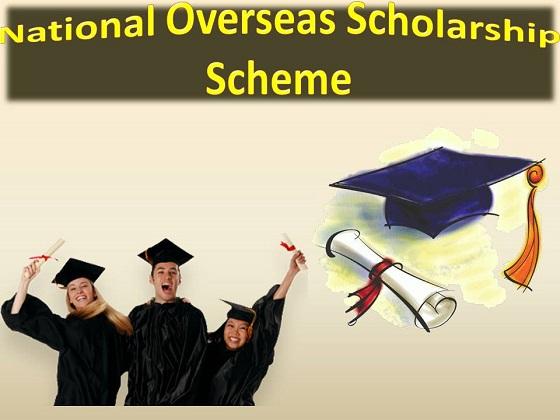 National Overseas Scholarship Scheme
