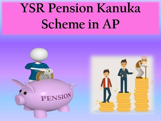 YSR Pension Kanuka in AP