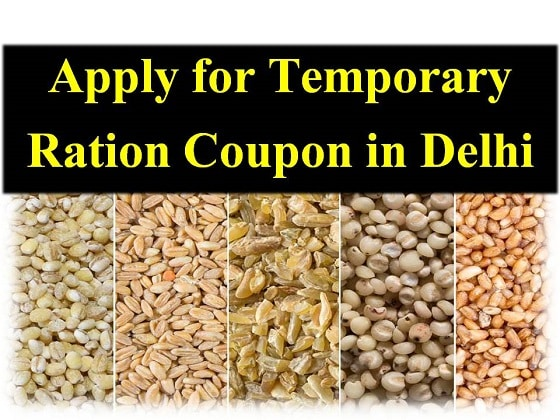 Temporary-Ration-Coupon-Application-in-Delhi