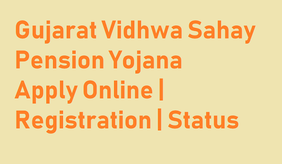 Vidhva Sahay Yojana in Gujarat